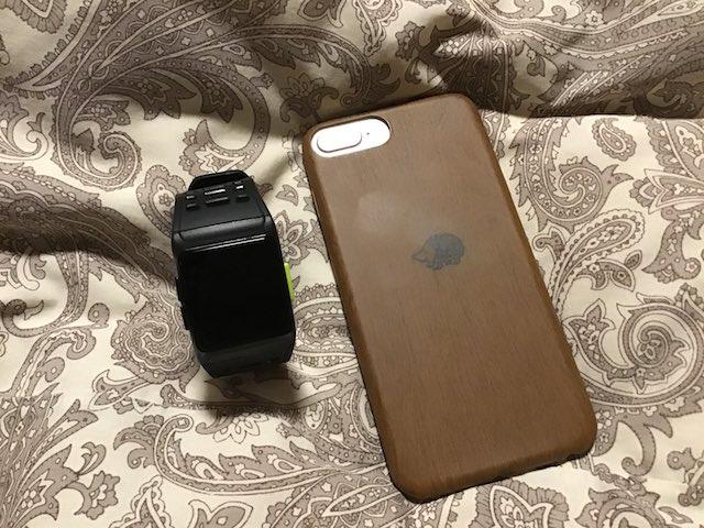 スマートウオッチとスマートフォン