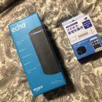 Amazon-Echoと赤外線コントローラー
