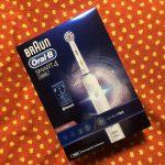 電動歯ブラシのパッケージ