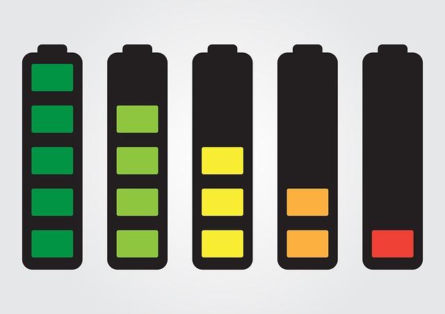 バッテリーのアドバンテージ